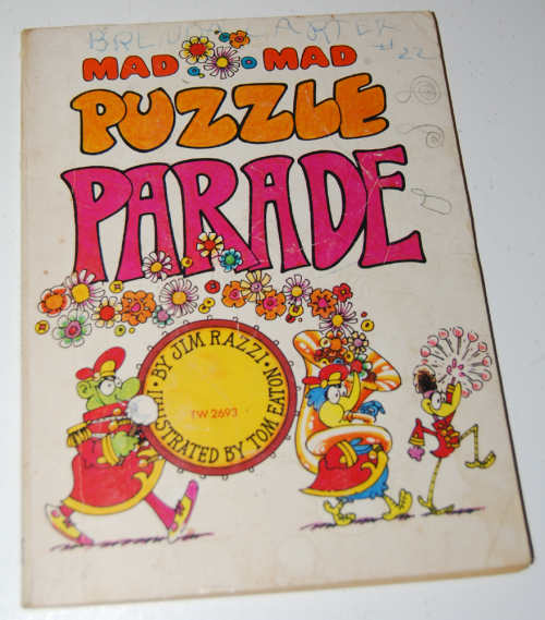 Mad mad puzzle parade