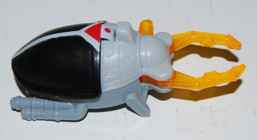 Happy meal toy battle borgs 2