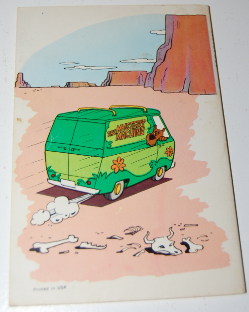 Scooby doo where are you book