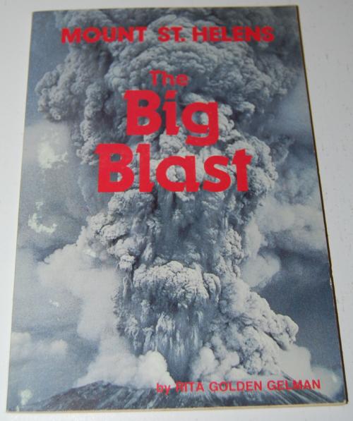 Mt st helens the big blast