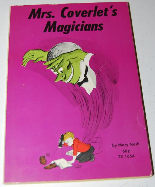 Mrs coverlet's magicians