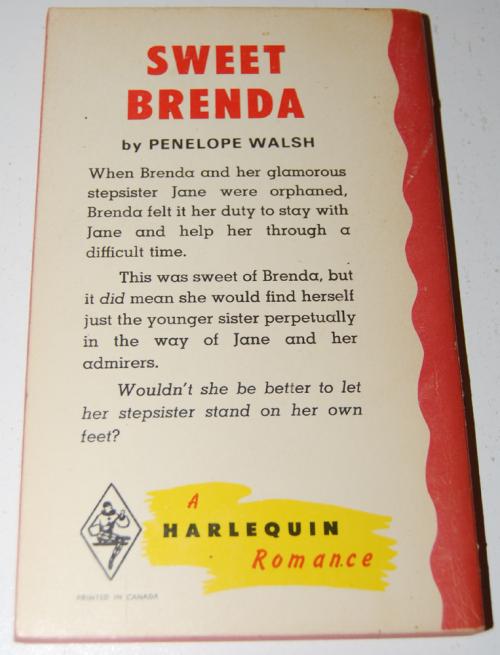Sweet brenda book
