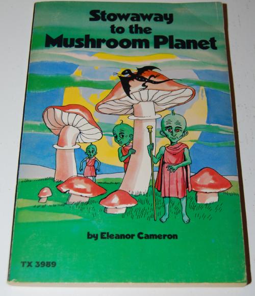 Stowaway to the mushroom planet