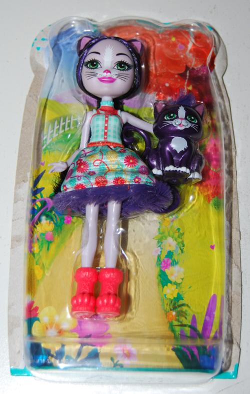 Enchantimals doll kitty