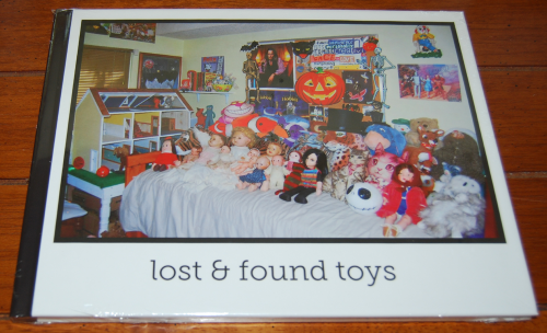 Lost & found toys book