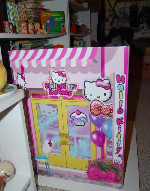 Hello kitty bakery 13