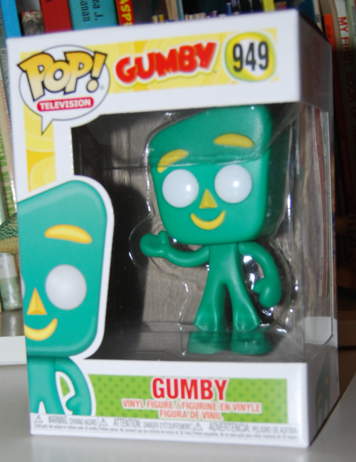 Funko pop gumby x