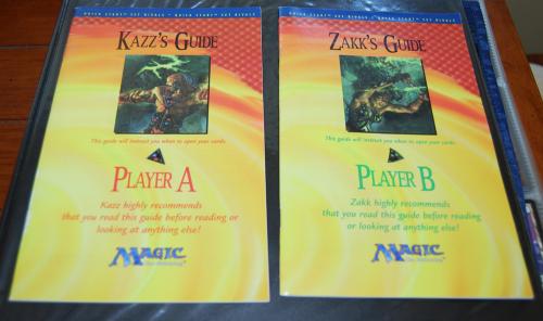 Magic the gathering starter game set x