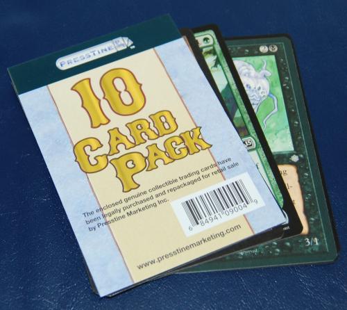 Mtg card pack