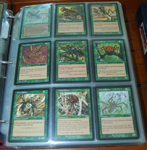 Magic the gathering cards 5