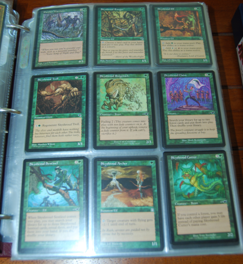 Magic the gathering cards 6