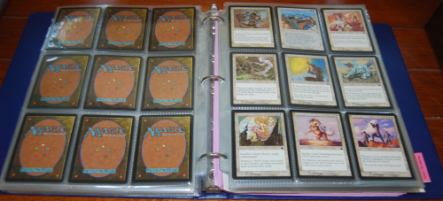 Magic the gathering cards 47