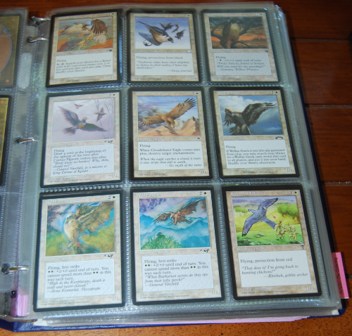 Magic the gathering cards 43