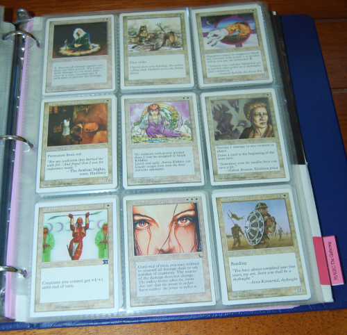 Magic the gathering cards 50