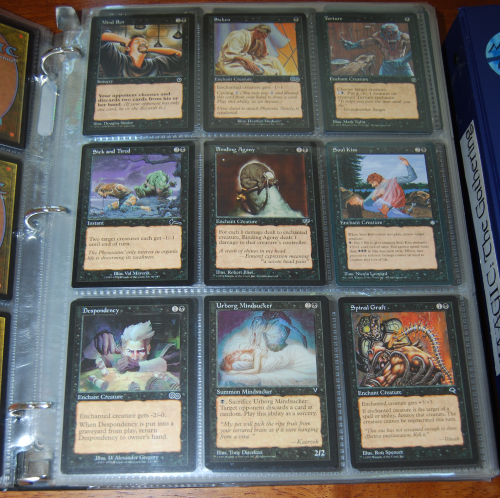 Magic the gathering cards 28