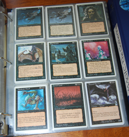 Magic the gathering cards 36