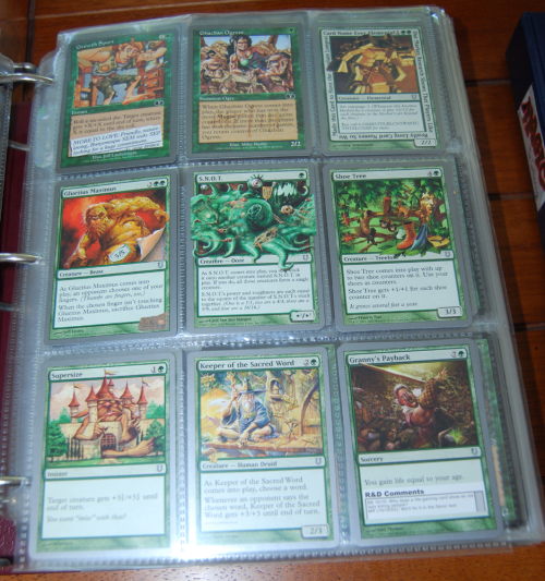 Magic the gathering cards 3