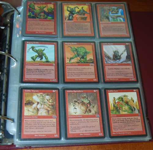 Magic the gathering cards 20
