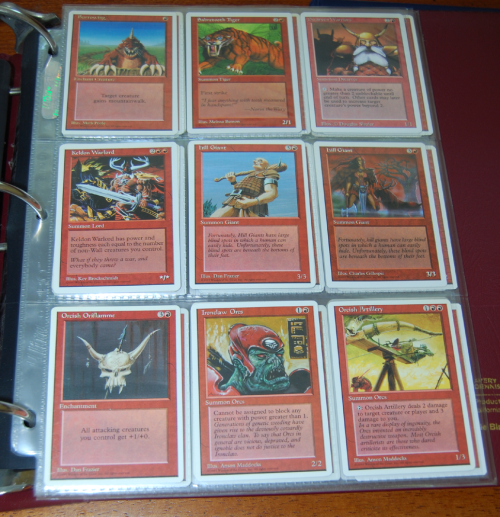 Magic the gathering cards 23