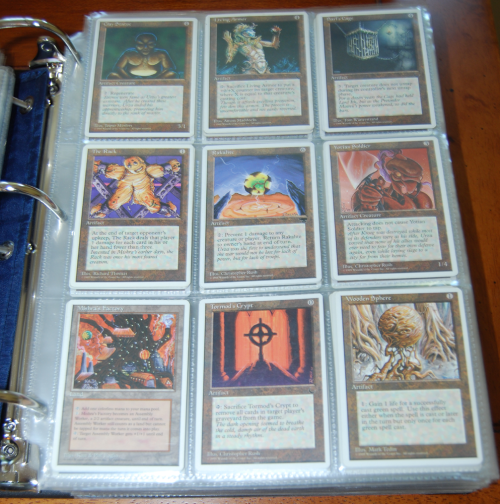 Magic the gathering cards 55