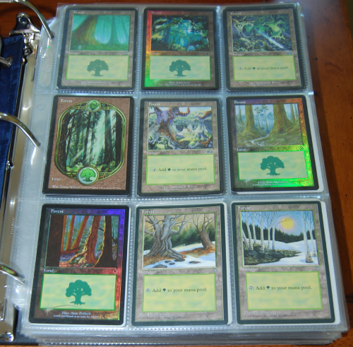 Magic the gathering cards 60