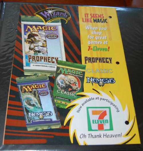 Magic the gathering top deck invasion card encyclopedia x