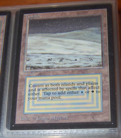 Magic the gathering rares x