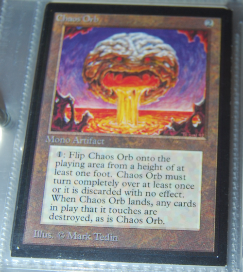 Magic the gathering rares 2