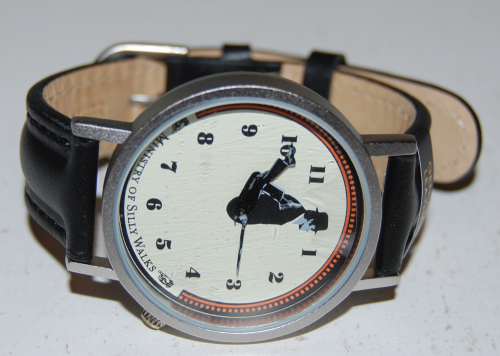 Ministry of silly walks watch 6