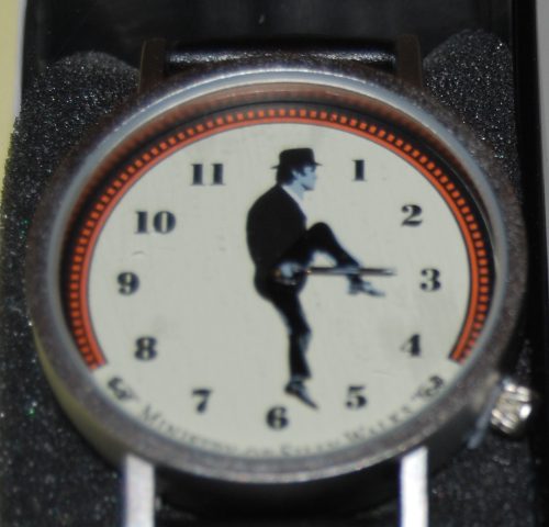 Ministry of silly walks watch 7
