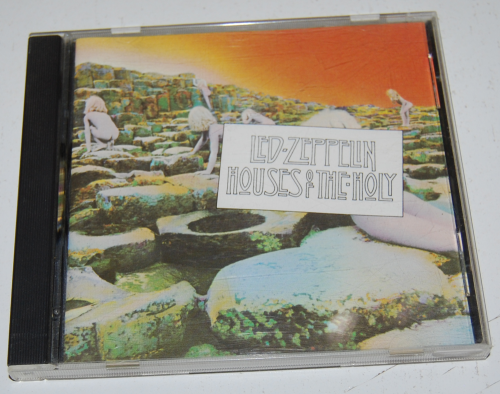 Led zeppelin cds 4