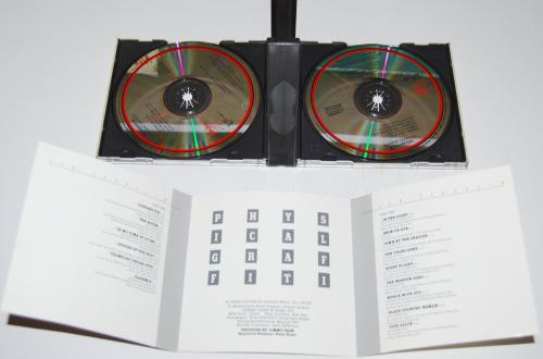 Led zeppelin cds 5xx