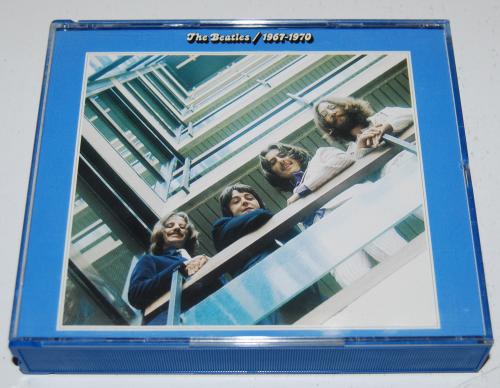 Beatles cds 3