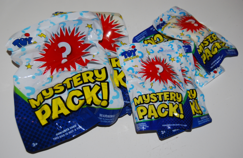 Toy mystery pack x