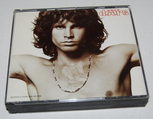 The best of the doors cd