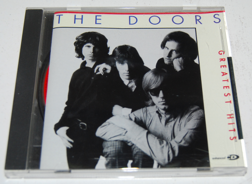 The doors greatest hits cd