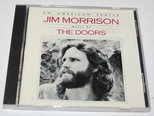 The doors an american prayer jim morrison cd