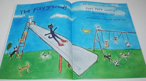 Pete the cat 8