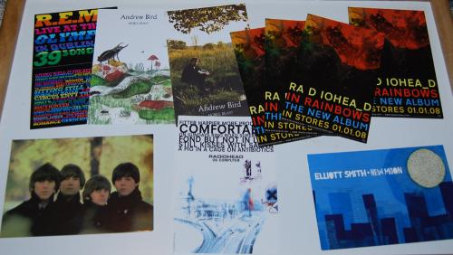 Postcards music