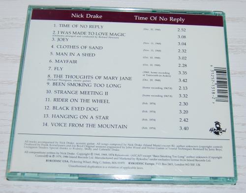 Nick drake cds 2 x