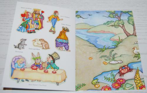 Alice in wonderland dover mini activity book dover xx