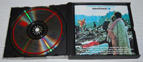Woodstock cd