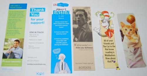 Bookmarks etc random