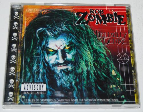 Rob zombie cd