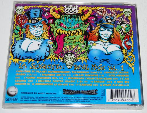 White zombie cd x