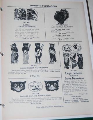Vintage halloween xxxx