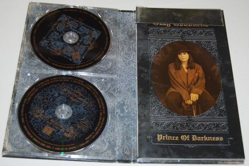 Ozzy cd prince of darkness set