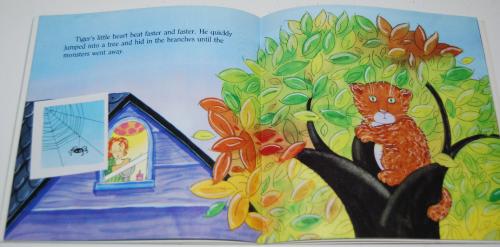 Halloween kitten book 7