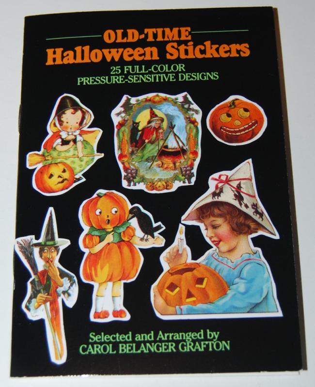 more halloween stickers