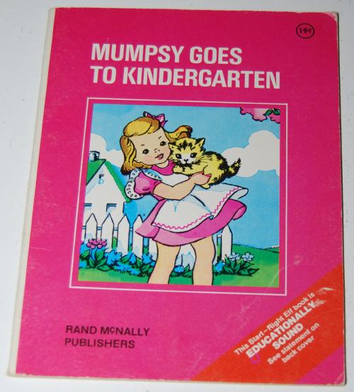 Mumpsy goes to kindergarden